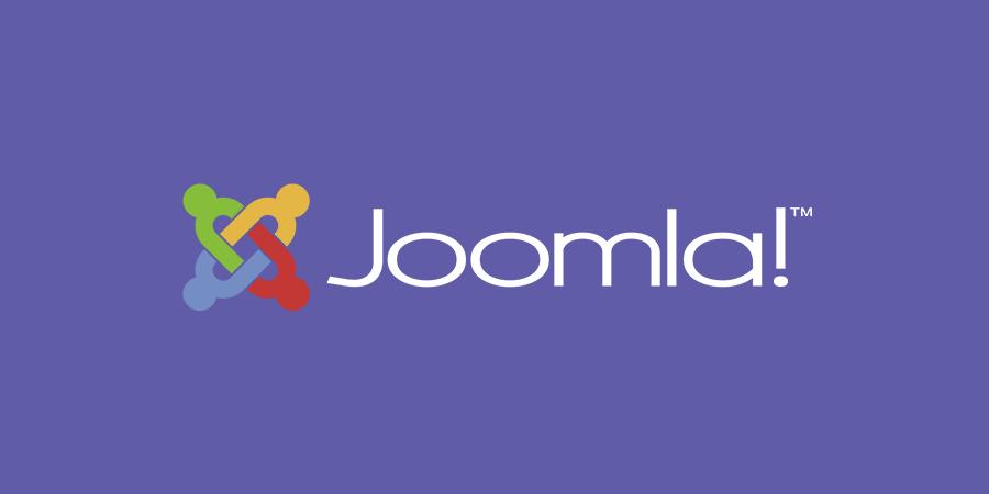 Joomla logo - CMS