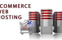 Ecommerce web hosting en Español